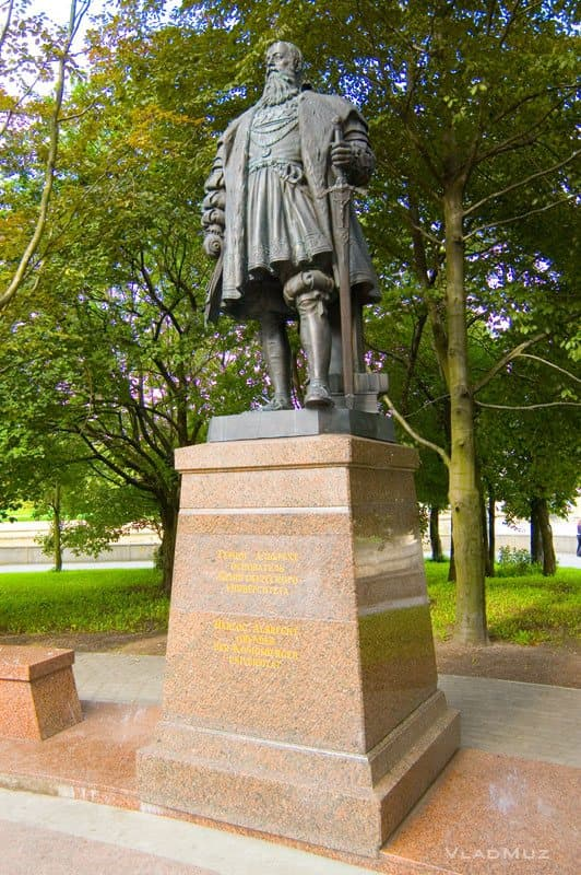 Monument to Albert, Duke of Prussia (photo 1)