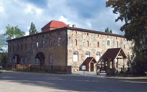 "Museum and Exhibition Complex ""Amber Castle"""