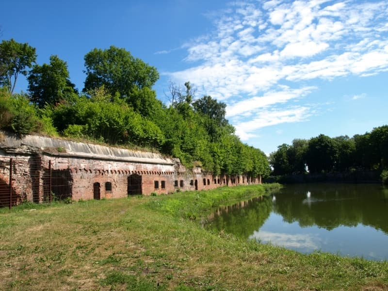 Fort No. 5 King Friedrich Wilhelm III (photo 1)