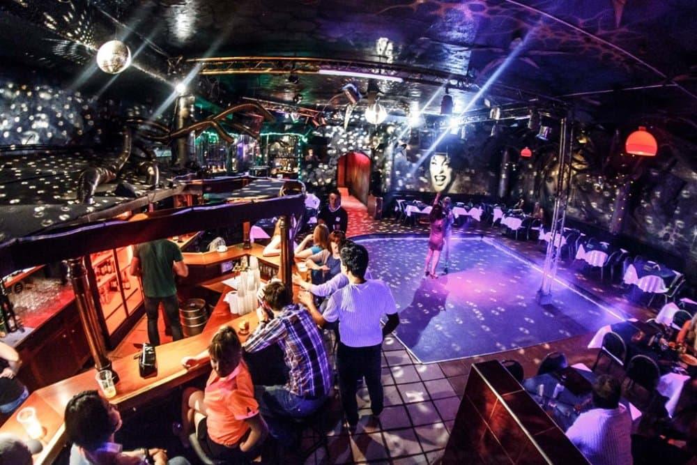 Ночной клуб в калининграде атлантика сайты всех ночных клубов москвы