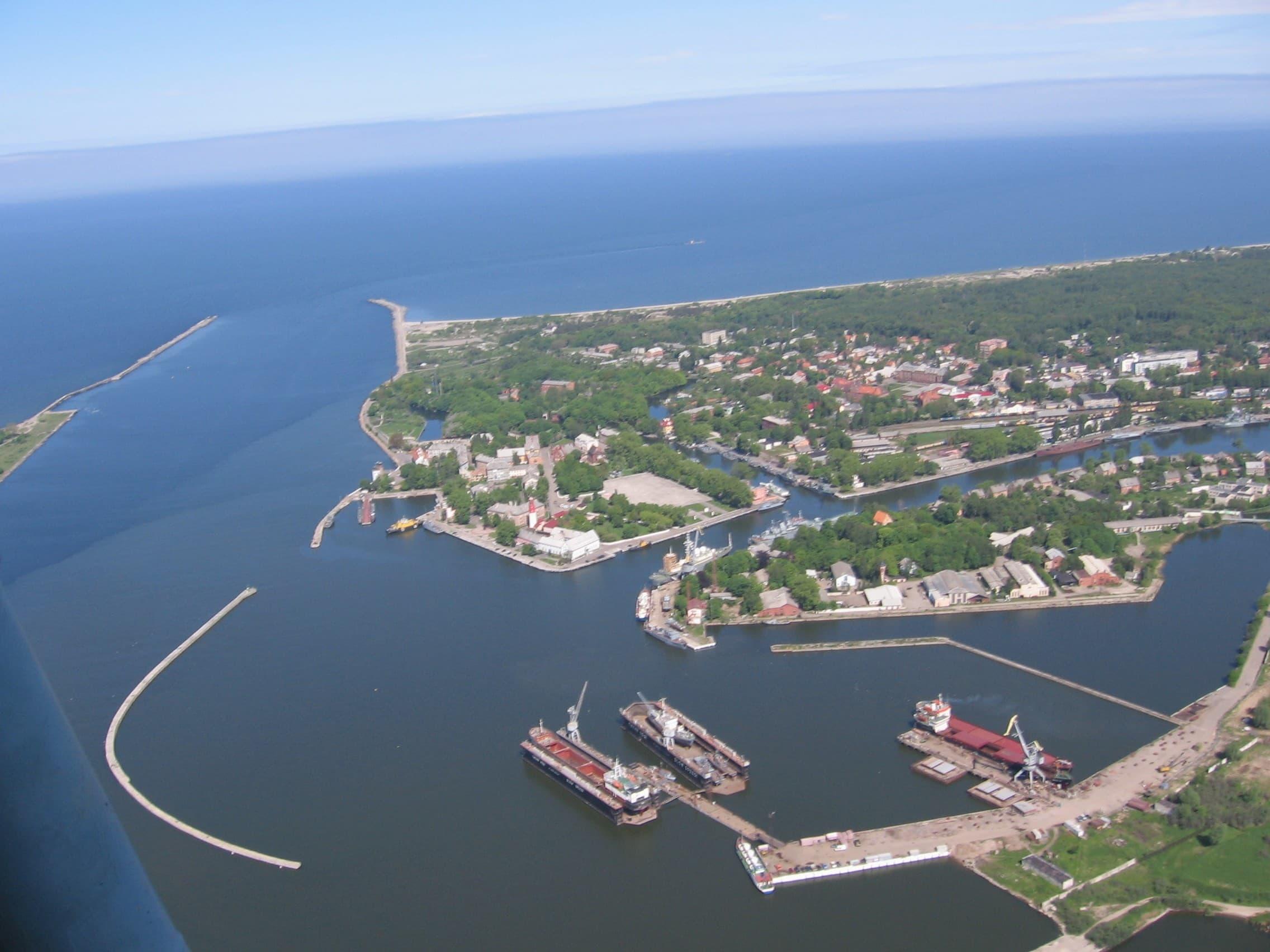 фото города балтийска количество